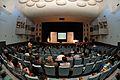 Hans-Martin Hinz Addressing - Strategic Transformations - Museums in 21st Century - International Conference and Seminar - Kolkata 2014-02-13 - 2301.JPG