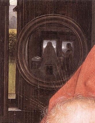 Diptych of Maarten van Nieuwenhove - Image: Hans Memling Diptych of Maarten Nieuwenhove (detail) WGA14957