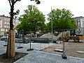 Hansaplatz während der (Um-)Bauarbeiten.JPG