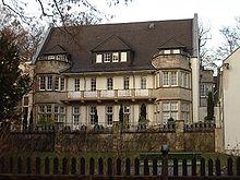 Muthesius Villa Berlin