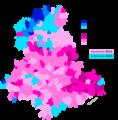 Haute-Vienne résultats 2nd tour présidentielle 2007.png