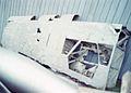 Hawker Hurricane wing, Atlantic Canada Aviation Museum, Nova Scotia - Canada, August 1990. (5500186476).jpg