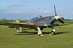 Hawker Sea Hurricane Ib 'Z7015 7-L' (G-BKTH) (41483689462).jpg