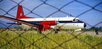 No. 32 Squadron RAF - Hawker Siddeley Andover of No. 32 Squadron