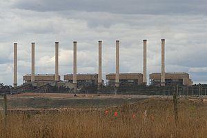 Hazelwood Power Station - Image: Hazelwood Power Station