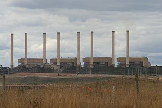 State Electricity Commission of Victoria - Hazelwood Power Station