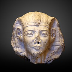 Head of a king-E 25399