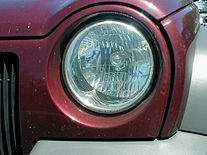 Projection Headlights For Harley Touring