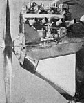 Heath Parasol float plane engine Aero Digest January,1930.jpg