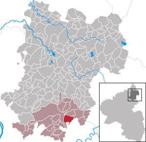 Heilberscheid - Image: Heilberscheid im Westerwaldkreis