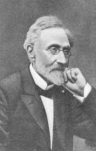 Heinrich Graetz - Heinrich Graetz, ca. 1885