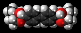 Hemicholinium-3 - Image: Hemicholinium 3 cation spacefill