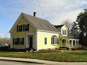 Henry E. Durfee Farmhouse - Image: Henry E. Durfee Farmhouse, Southbridge, MA DSC02639