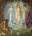 Henry Justice Ford - The Judgement of Paris, 1890.jpg