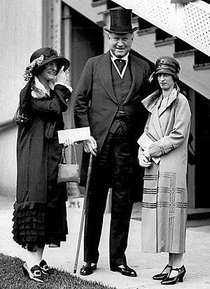 Sir Henry and Lady Thornton at Ontario Jockey ...