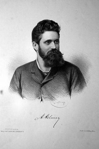 Hermann Helmer - Image: Hermann Helmer Litho