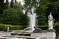 Herrenchiemsee- Brunnen im Park - geo.hlipp.de - 25880.jpg