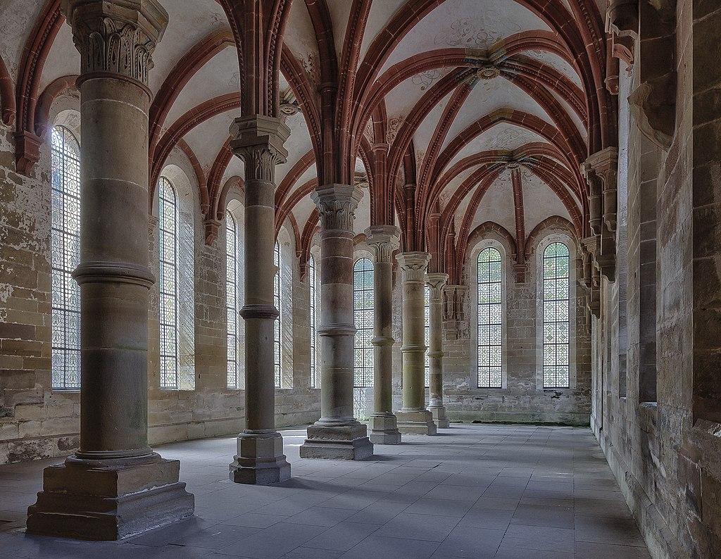 Herrenrefektorium Kloster Maulbronn
