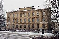 Hiekka Art Museum in Tampere Nov2010.jpg