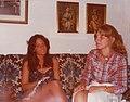 High School friends Mary Heikie Florida 1977.jpg