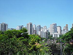 Bairro - A bairro of São Paulo City.