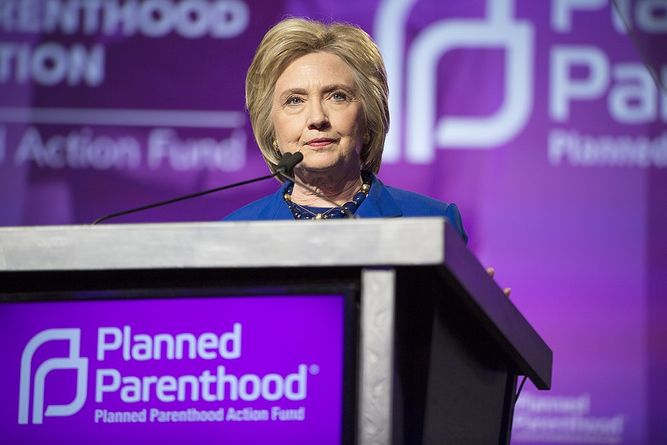Hillary Clinton at Planned Parenthood Action Fund-9