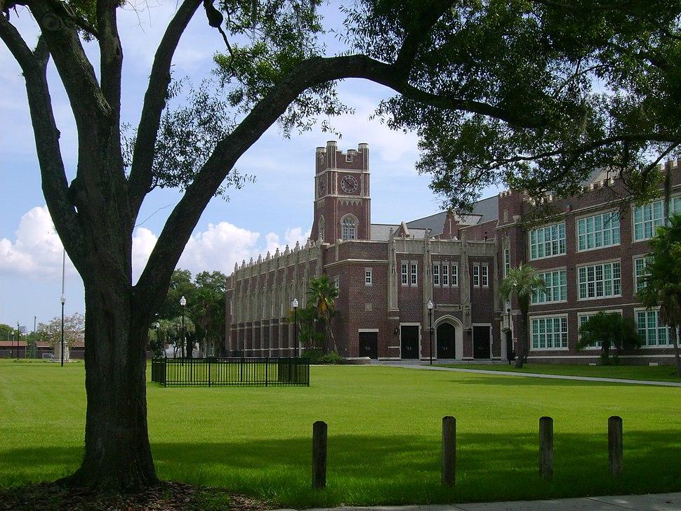 Hillsborough High School Seminole Heights
