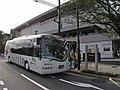 Hinomaru EV-05 marunouchi-shuttle rimpaten-exhibition 2004.jpg