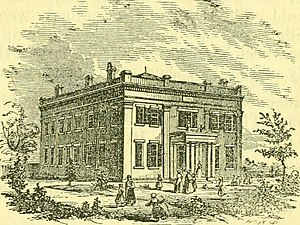 Greensboro College - Greensboro College 1855