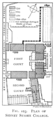 Historical plan of Sidney Sussex College, Cambridge (1897) - cambridgedescri00atkiuoft 0616.png