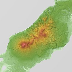 Hitokappu Volcano Group Relief Map, SRTM-1.jpg