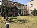 Hiyoke Fudoson Hall near Hitoyoshi Station.jpg