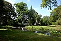 Hoeve 'De Oude Vliegh', vijver in het parkje - 373761 - onroerenderfgoed.jpg