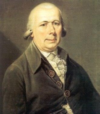 Ignaz Fränzl - Fränzl c. 1780