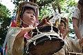 Hohokabe-jinja Festival 波々伯部神社 8月第1土・日曜日(旧暦6月14日)例祭「おやま行事」DSCF4584.jpg