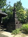 Hokyointo Pagoda in Hosenji Temple in Kurume, Fukuoka.jpg