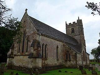 Long Newnton Human settlement in England