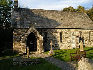 Seathwaite, South Lakeland village in United Kingdom