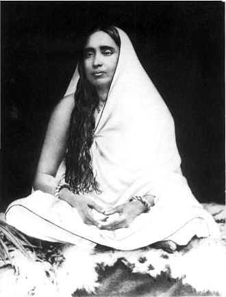 Ramakrishna - Sarada Devi (1853–1920), wife and spiritual counterpart of Ramakrishna