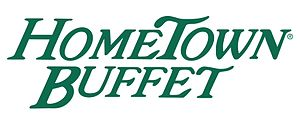 Ovation Brands - HomeTown Buffet logo (1989–present)