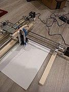 Homemade plotter printer.jpg