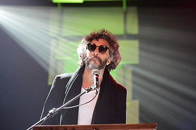 Picture of a band or musician: Fito Páez
