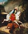 Horace Vernet (ci.) - Oriental Warrior on Horseback.jpg