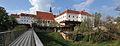 Horn Piaristensteg, Bürgerhaus und Stadtmauer 5816-2.jpg