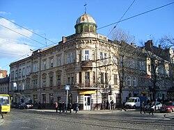 Ріг Городоцької та площі Кропивницького. Фото 2010 р. 13c5cc8b0a44d