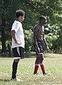 Hot black soccer player 003 - east potomac park - 2013-08-25 (9607523211).jpg