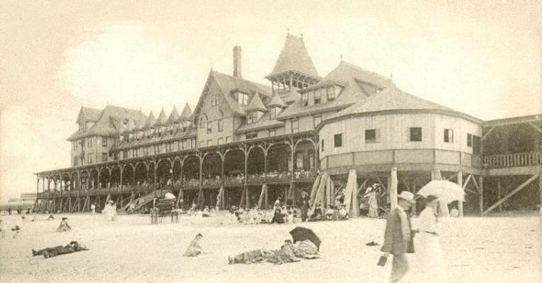 Hotel Nantasket and Auditorium