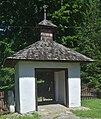 Hrebenne, cerkiew św. Mikołaja, brama w ogrodzeniu (HB16).jpg