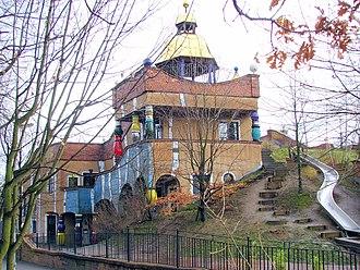 Heddernheim - Hundertwasser-Kindergarten