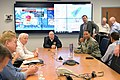 Hurricane Joaquin press conference at MEMA (21699082580).jpg